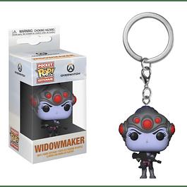 Porta-chaves Pocket POP! Overwatch: Widowmaker
