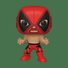 POP! Marvel Lucha Libre Edition: El Chimichanga de la Muerte