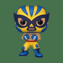 POP! Marvel Lucha Libre Edition: El Animal Indestructible