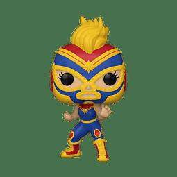 POP! Marvel Lucha Libre Edition: La Estrella Cósmica