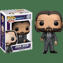 POP! Movies: John Wick Chapter 2 - John Wick