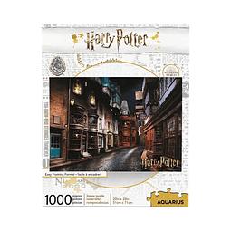 Puzzle 1000 Peças Harry Potter Diagon Alley