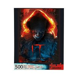 Puzzle 500 Peças IT Chapter Two Pennywise