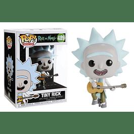 POP! Animation: Rick and Morty - Tiny Rick