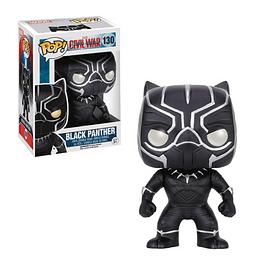 POP! Marvel Captain America Civil War: Black Panther