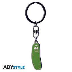 Porta-chaves Rick and Morty Pickle Rick