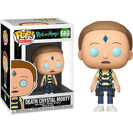 POP! Animation: Rick and Morty - Death Crystal Morty