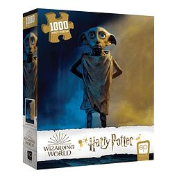 Puzzle 1000 Peças Harry Potter Dobby