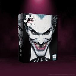 Puzzle 1000 Peças DC Comics Joker Clown Prince of Crime