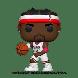 POP! Basketball: Philadelphia 76ers - Allen Iverson