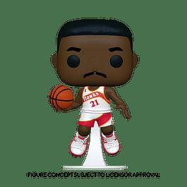 POP! Basketball: Atlanta Hawks - Dominique Wilkins