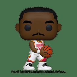 POP! Basketball: Houston Rockets - Hakeem Olajuwon