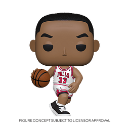 POP! Basketball: Chicago Bulls - Scottie Pippen