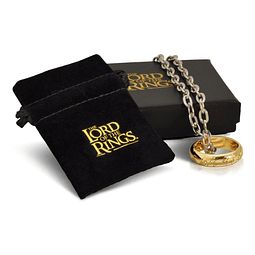 The Lord of the Rings Replica The One Ring (Gold Plated)