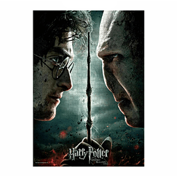 Puzzle 1000 Peças Harry Potter Harry vs Voldemort