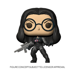 POP! G.I. Joe: The Baroness