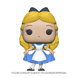 POP! Disney Alice in Wonderland 70th Anniversary: Alice Curtsying