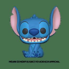 POP! Disney Lilo & Stitch: Smiling Seated Stitch