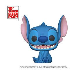 POP! Disney Lilo & Stitch: Stitch (Super Sized)