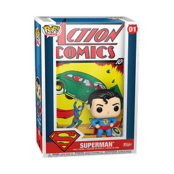 POP! Comic Covers: Superman Action Comics