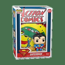 POP! Comic Covers: Superman Action Comics