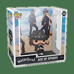 POP! Albums: Motorhead - Ace of Spades
