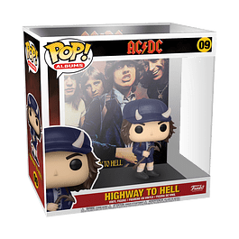 POP! Albums: AC/DC - Highway to Hell