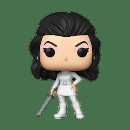 POP! Heroes: Wonder Woman 80th Anniversary - Wonder Woman (Ultra Mod Secret Agent)