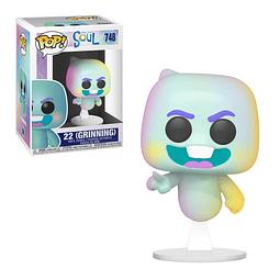 POP! Disney Pixar Soul: 22 (Grinning)