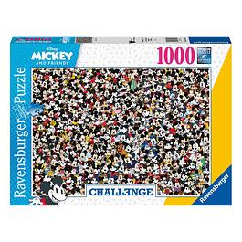 Puzzle 1000 Peças Disney Mickey Mouse