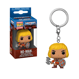 Porta-chaves Pocket POP! Masters of the Universe: He-Man