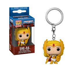 Porta-chaves Pocket POP! Masters of the Universe: She-Ra