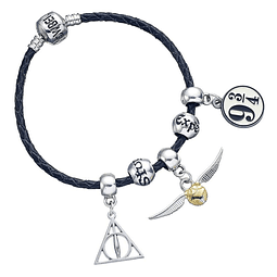 Pulseira Harry Potter Two Spells
