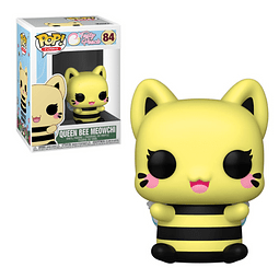 POP! Funko: Tasty Peach - Queen Bee Meowchi