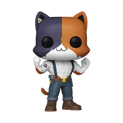 POP! Games: Fortnite - Meowscles