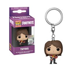 Porta-chaves Pocket POP! Fortnite: TNTina