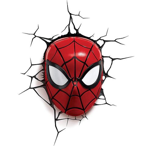 Luz de Presença Marvel Spider-Man