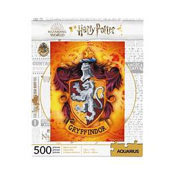 Puzzle 500 Peças Harry Potter Gryffindor