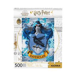 Puzzle 500 Peças Harry Potter Ravenclaw