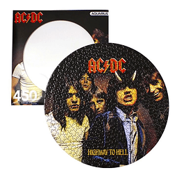 Puzzle 450 Peças AC/DC Highway to Hell