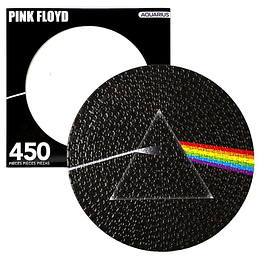 Puzzle 450 Peças Pink Floyd Dark Side