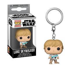 Porta-chaves Pocket POP! Star Wars: Luke Skywalker