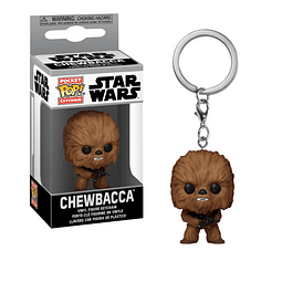 Porta-chaves Pocket POP! Star Wars: Chewbacca