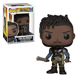 POP! Marvel Black Panther: Erik Killmonger