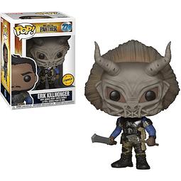 POP! Marvel Black Panther: Erik Killmonger Chase Edition