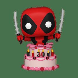 POP! Deadpool: Deadpool in Cake
