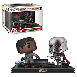 POP! Movie Moments: Star Wars - Rematch on the Supremacy