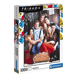 Puzzle 1000 Peças Friends Group Shot