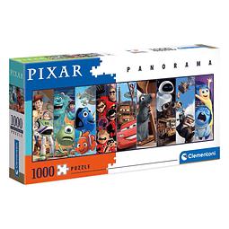 Puzzle 1000 Peças Disney Pixar Panorama