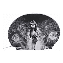 Porta-moedas Corpse Bride Characters